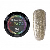Elpaza Brilliant Gel №4