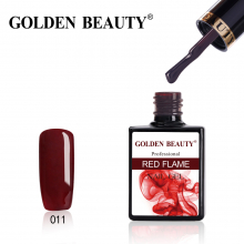 Golden Beauty Red Flame №11