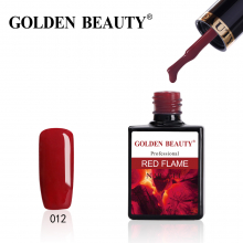 Golden Beauty Red Flame №12