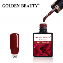 Golden Beauty Red Flame №2