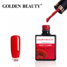 Golden Beauty Red Flame №4