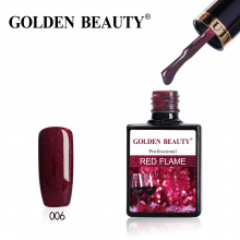 Golden Beauty Red Flame №6