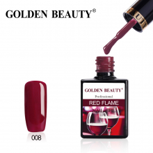Golden Beauty Red Flame №8