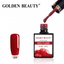 Golden Beauty Red Flame №9