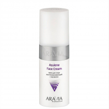 ARAVIA Professional  Крем для лица восстанавливающий с азуленом Azulene Face Cream 150 мл.